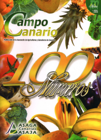 portada revista Campo Canario